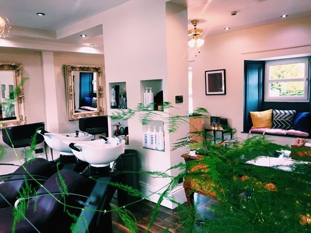 About Loft Hair Studio - relax and unwind